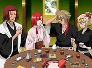 Suzunami family celebrates Third Phantom