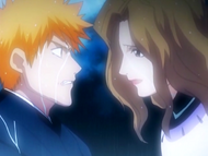 O9 iluzja Masaki manipuluje Ichigo