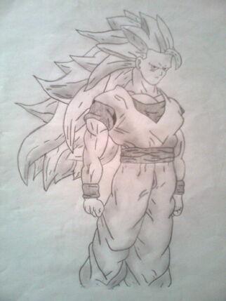 Son Goku SSJ 3