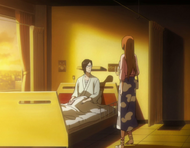 Ep354 Orihime odwiedza Ishidę
