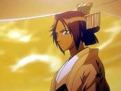 Yoruichi en el pasado