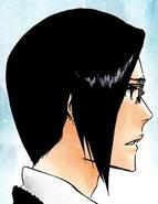 364Uryu's black hair