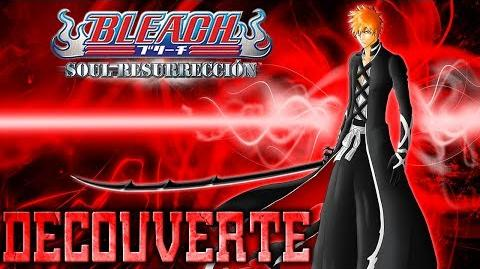 Découverte Bleach Soul Resurreccion