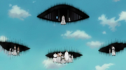 Aizen's army arrives