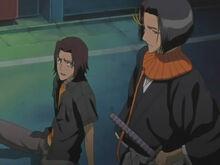 Yumichika et keigo