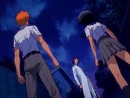 O11 Ishida przedstawia się Ichigo i Rukii