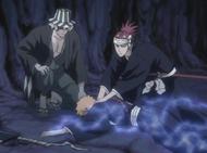 Urahara Renji find Ichigo