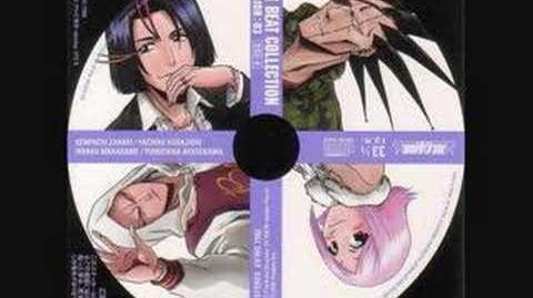 Bleach Beat Collection - Yumichika, Ikkaku, Kenoachi, and Yachiru -We