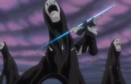 254Byakuya slashes