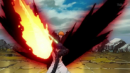 Getsuga Vs Fire