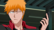 Ichigo yelled at by his boss