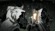 Reigai-Kenpachi's iron skin