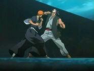 Ichigo vs Ganju