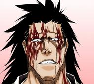 524Kenpachi cries