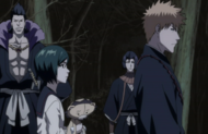 Ichigo Protects Nozomi