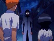 O11 Ishida wita Ichigo i Rukię