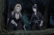 238Momo and Rangiku appear