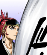 54Renji is scratched