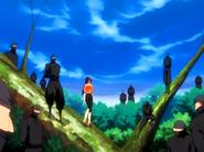 56Yoruichi otoczona przez Keigun