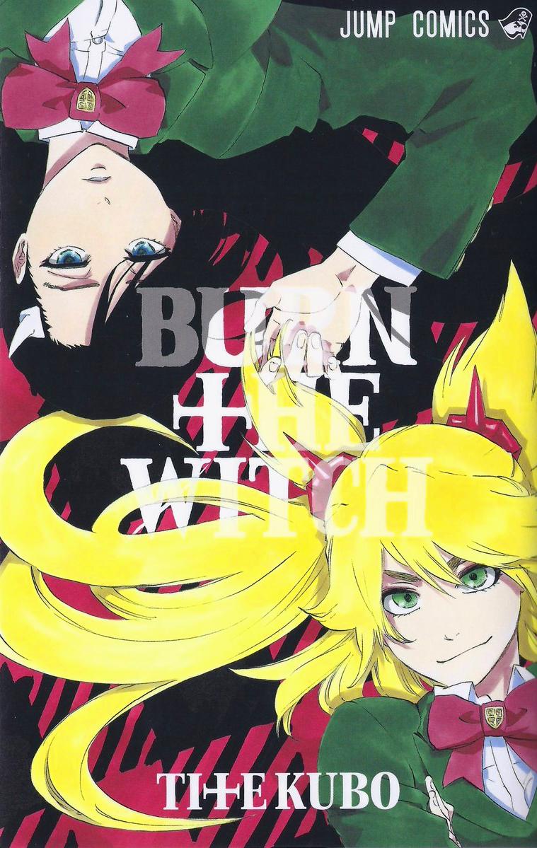 """Znalezione obrazy dla zapytania: Bleacha, """"Burn the Witch"""