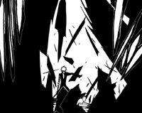 Ichigo destruye el Hado 90 de Aizen