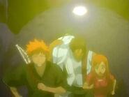 Los Ryoka huyen del limpiador