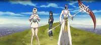Los hermanos impiden que Ichigo se lleve a Rukia