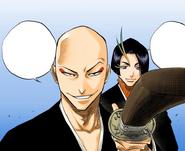 85Ikkaku and Yumichika confront