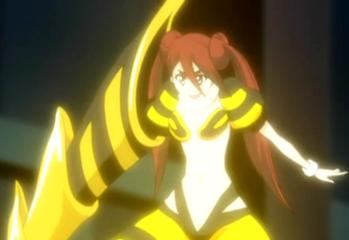 Suzumebachi (spirit)