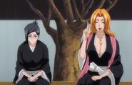 264Rangiku and Nanao discuss
