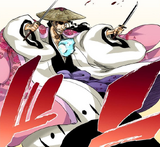 644Shunsui is shot