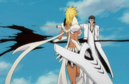 283Aizen slashes