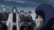 Cuarta Division encuentra a Mayuri