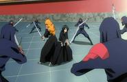 Rukia and Rangiku, Back to Back