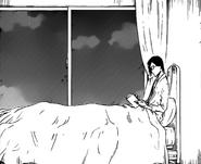 Uryu Ishida in hospital