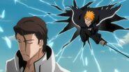 Ichigo ataka a aizen