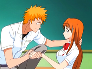 O6 Kon flirtuje z Orihime