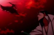 Ichigo datang menyerang AIzen