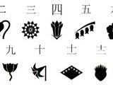 Les 13 divisions