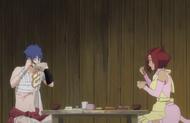 262Haineko and Narunosuke eat