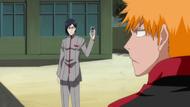 Ishida shows Ichigo his new phone