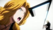 Reigai-Izuru intercepts her movements