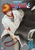 Bleach Viz Vol. 16 Cover