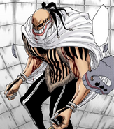 25Grand Fisher's Arrancar form