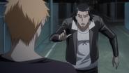 Ginjo finds Ichigo