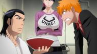 Ichigo tries to get kugo's attention