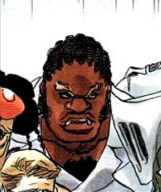 Le visage plein de Jérôme