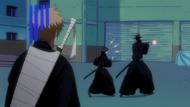 O281 Ichigo zażenowany poczynaniami Renjiego i Rukii