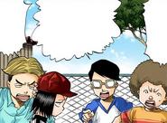 38Ryohei, Kazuya, and Kei berate