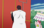 Rurichiyo sneaks through the gates